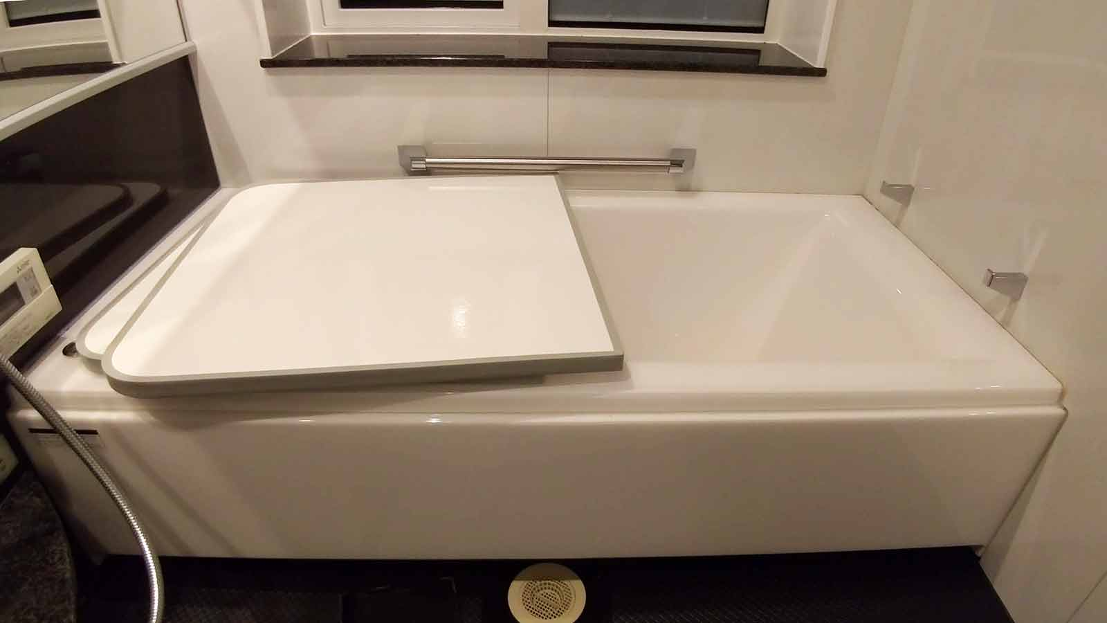 appearance in brown color smart bath 2